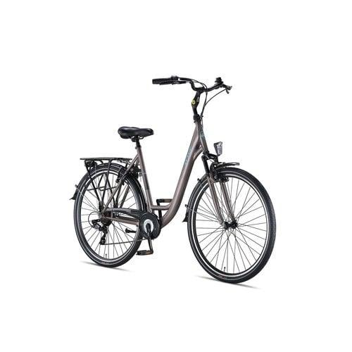 Altec Altec Verona 28 inch Damesfiets 55cm Warm Grey 2020