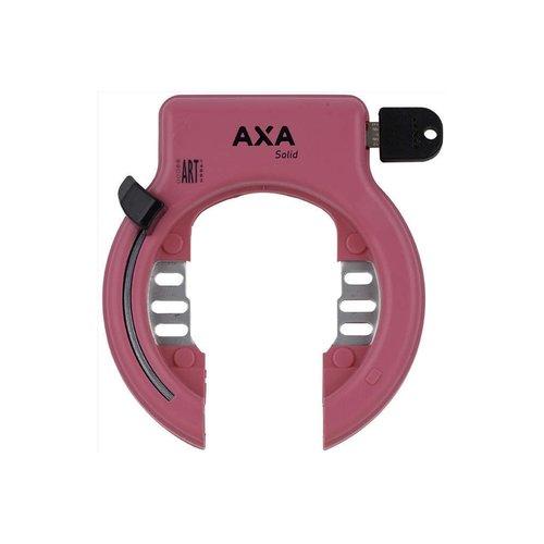 Axa Axa Solid Ringslot Roze 4685