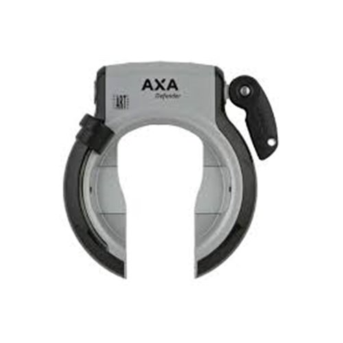 Axa Axa Defender Ringslot Grijs / Klapsleutel 2145
