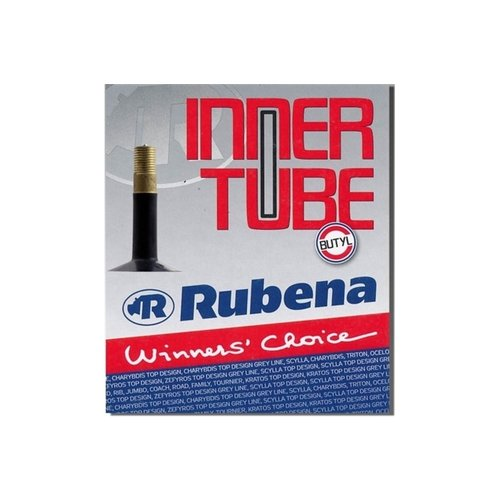 Rubena/Mitas Rubena/Mitas Binnenband 24 inch AV Winkelverpakking 2049