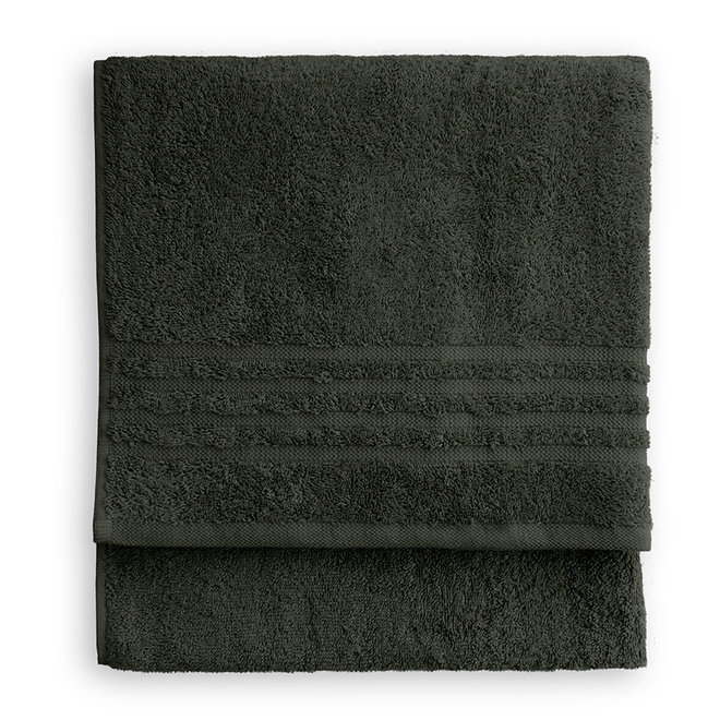 Byrklund Badlaken Antraciet 70x140cm - Set van 10