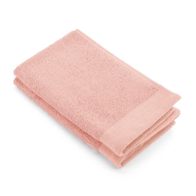 Walra Gastendoek Roze 30x50cm - Set van 2