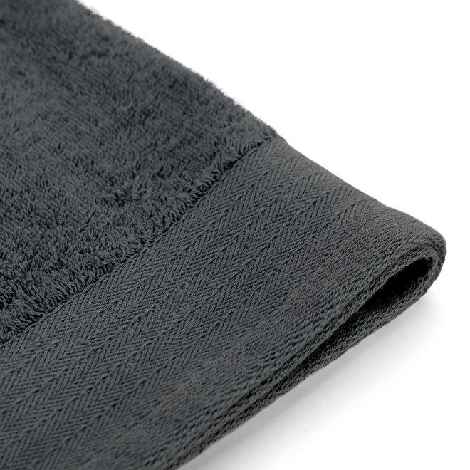 Walra Handdoek Antraciet 60x110cm