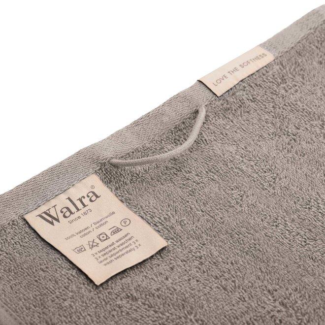 Walra Gastendoek Taupe 30x50cm - Set van 6