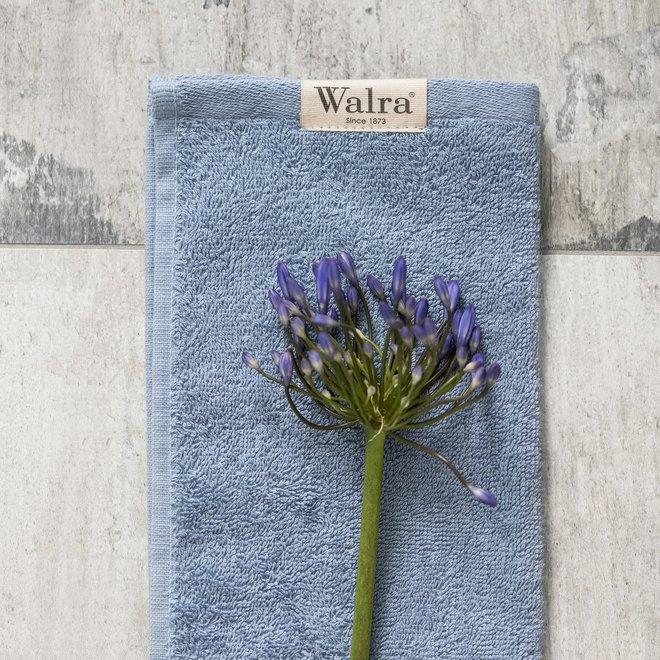 Walra Gastendoek Blauw 30x50cm - Set van 6