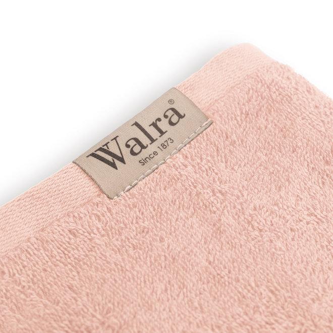 Walra Handdoek Roze 60x110cm