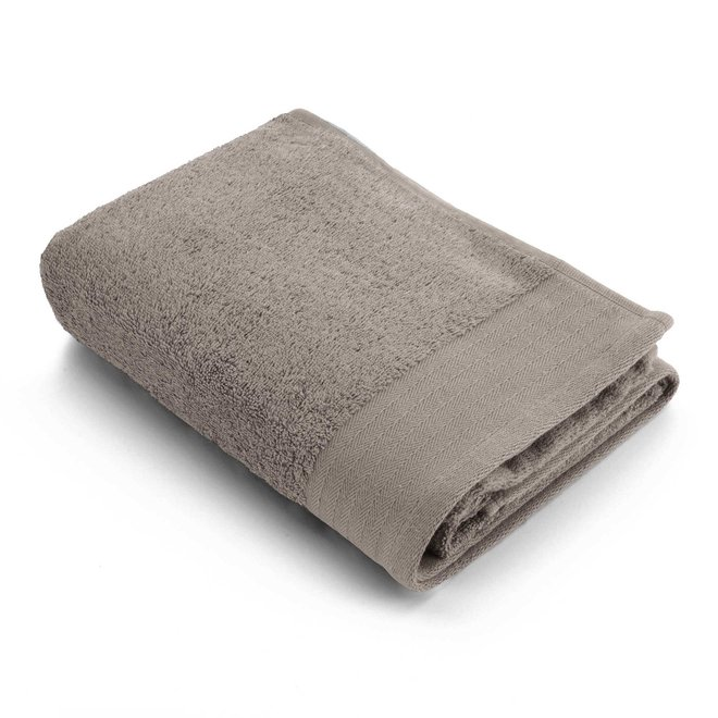 Handdoek Taupe 60x110cm