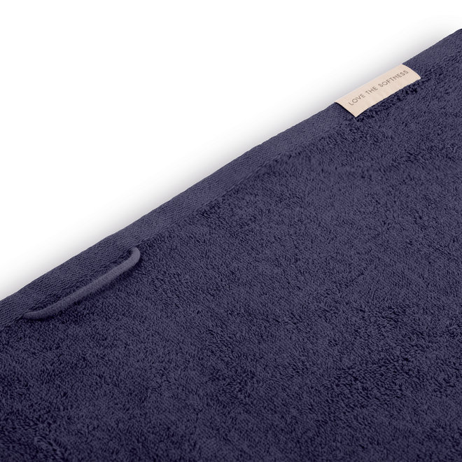 Walra Handdoek Navy 50x100cm