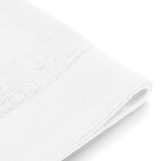 Walra Handdoek Wit 50x100cm - Set van 5