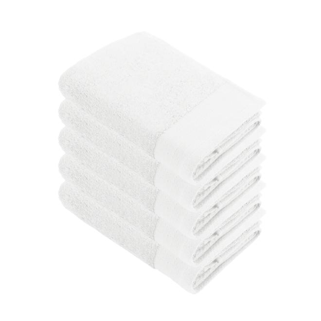 Handdoek Wit 50x100cm