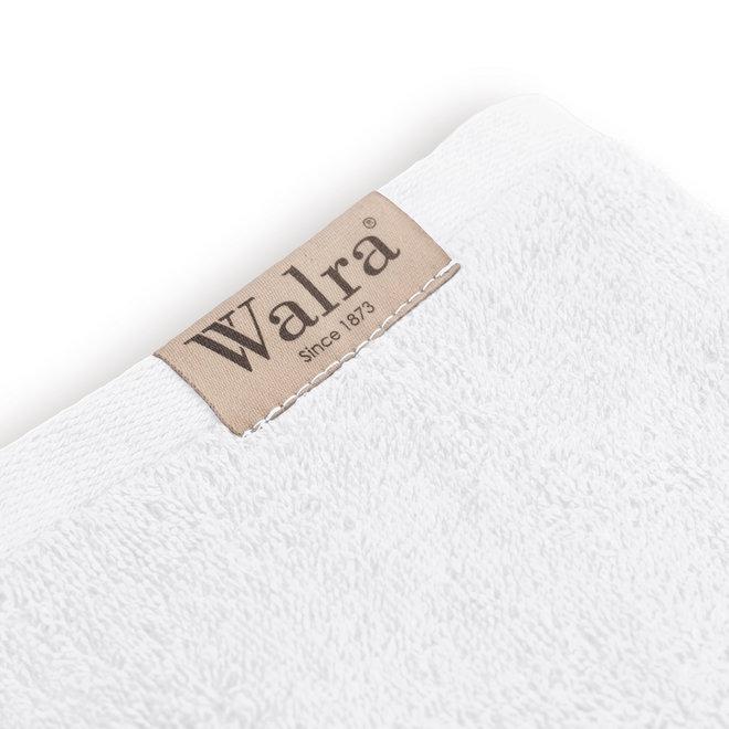 Walra Handdoek Wit 50x100cm - Set van 10
