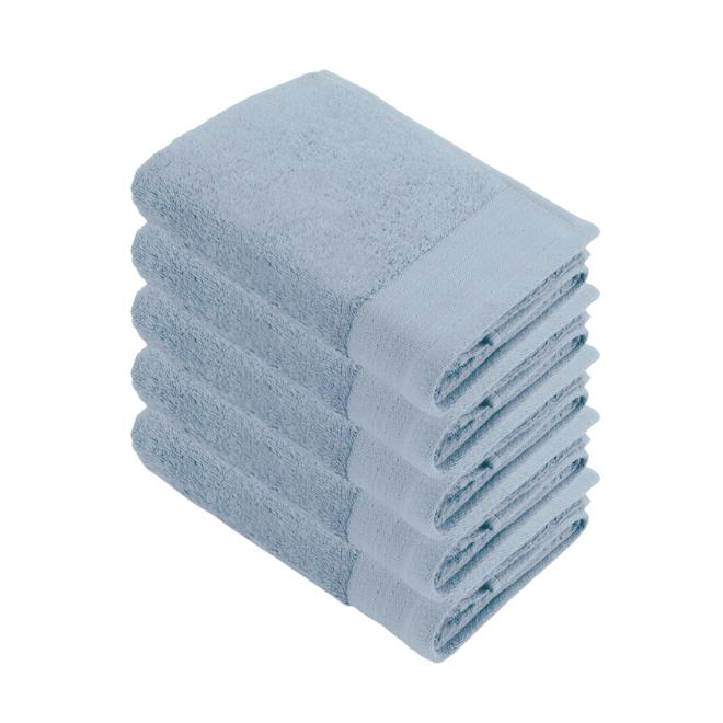 Handdoek Blauw 60x110cm