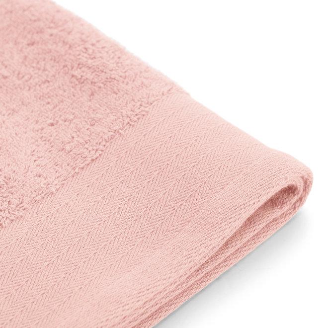 Walra Handdoek Roze 60x110cm - Set van 5