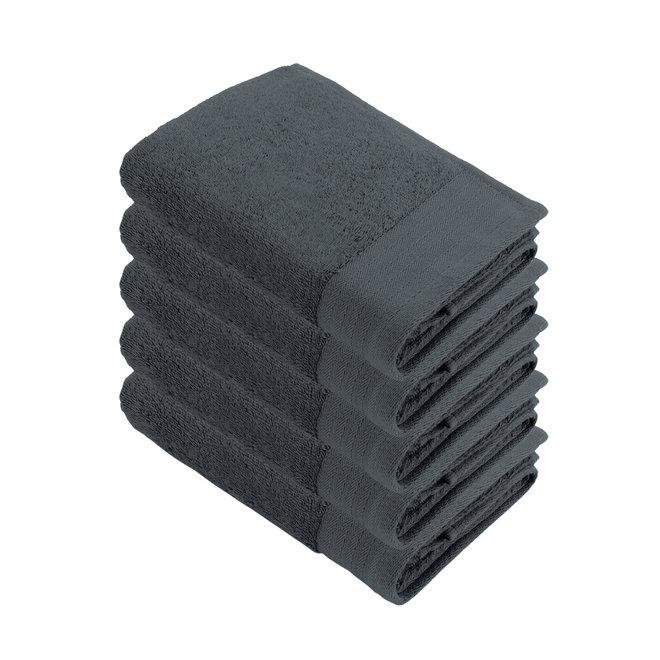 Handdoek Antraciet 60x110cm