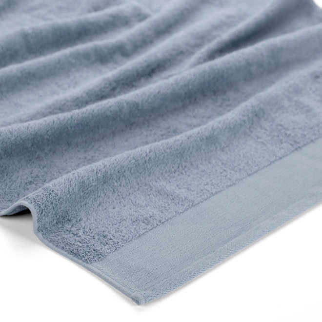 Walra Badlaken Blauw 70x140cm - Set van 5