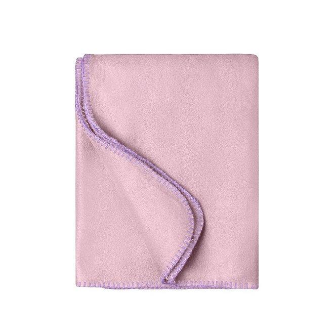 Fleece Plaid Roze