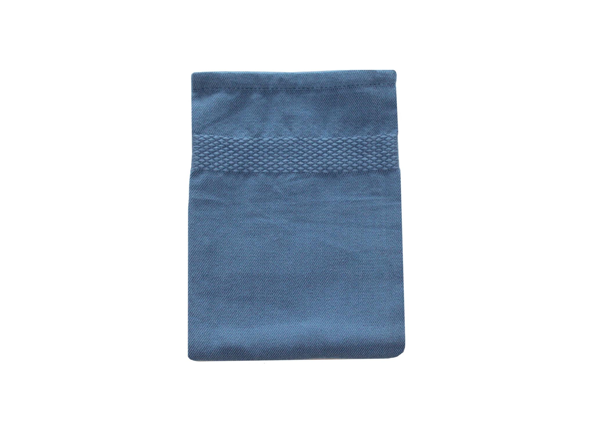 EM Kitchen Theedoek Jeans Blauw