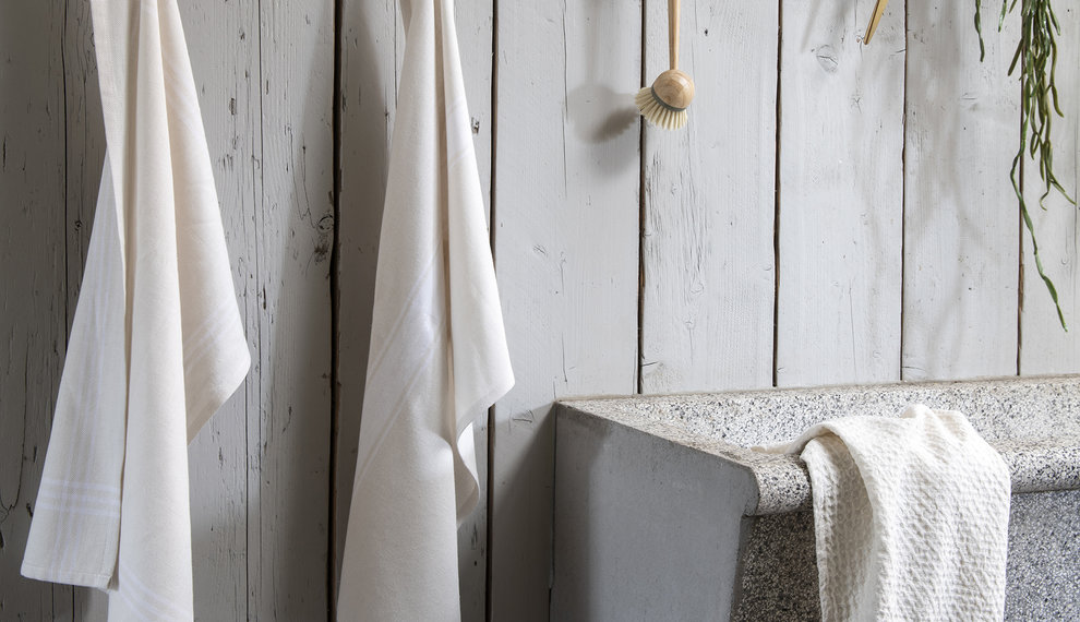 Hoe moet je keukentextiel wassen?