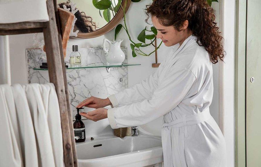 Hoe vaak moet je jouw badjas wassen?