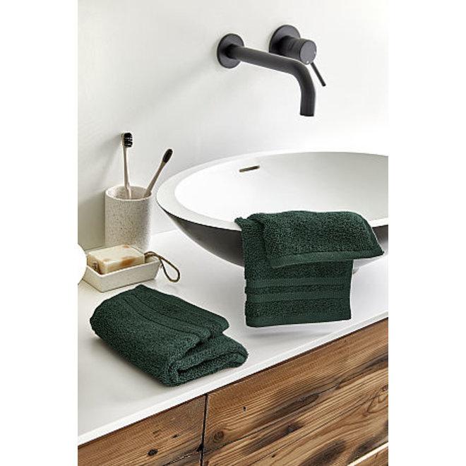 Byrklund Gastendoek Donker Groen 30x50cm - Set van 2