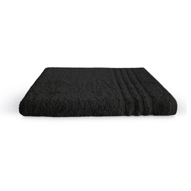 Byrklund Handdoek Zwart 50x100cm - Set van 10