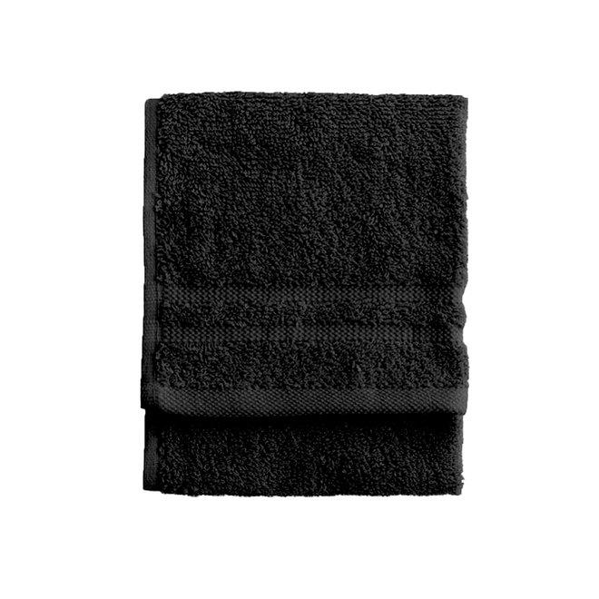 Byrklund Gastendoek Zwart 30x50cm - Set van 2