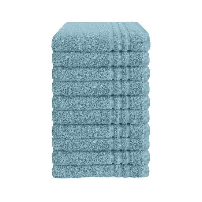 Handdoek Zeeblauw