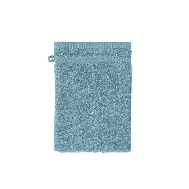 Byrklund Washand Zeeblauw 16x21cm - Set van 4