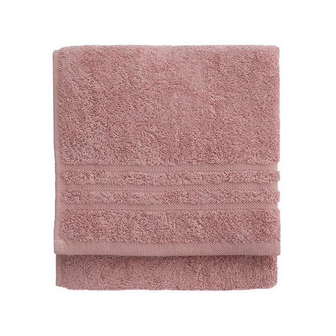Handdoek Oud Roze