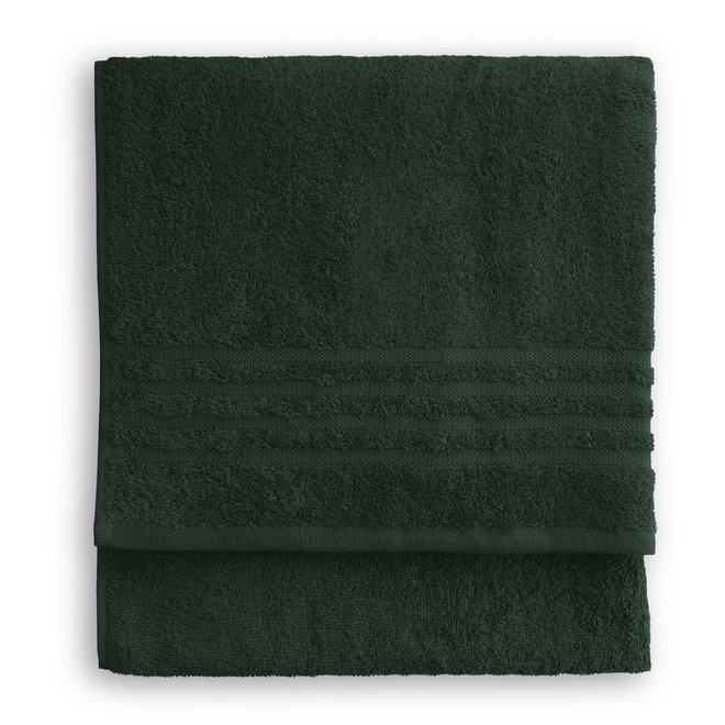 Byrklund Badlaken Donker Groen 70x140cm - Set van 5