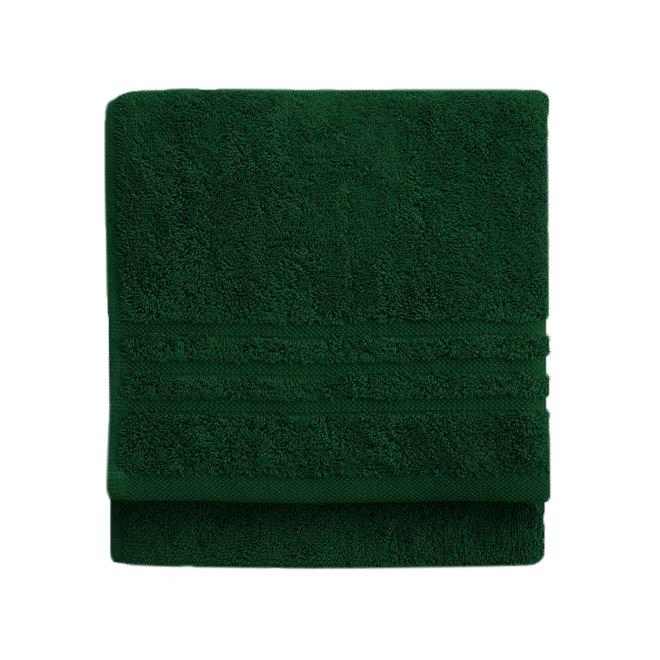 Byrklund Handdoek Donker Groen 50x100cm