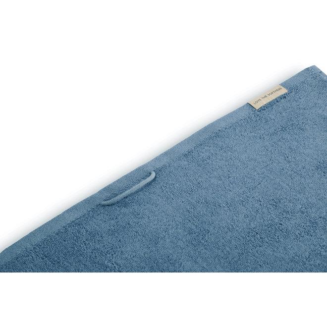 Walra Handdoek Petrol 60x110cm - Set van 10