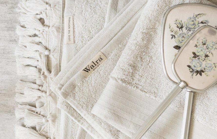 Hoe krijg je zachte handdoeken?