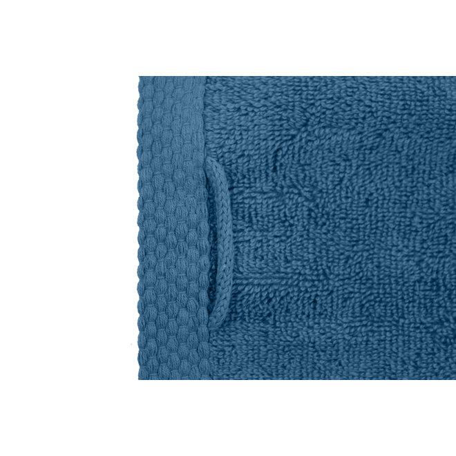 EM Bath Premium Handdoek Blauw 50x100cm
