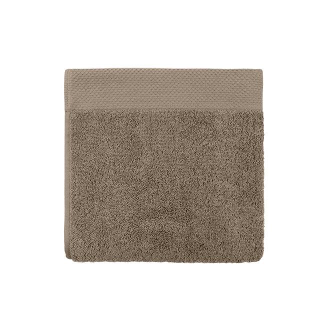 Premium Handdoek Taupe 50x100cm