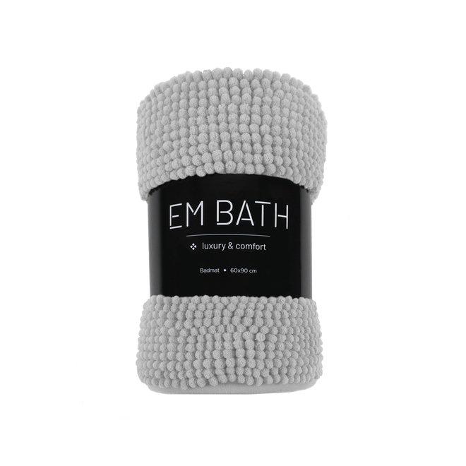 EM Bath Badmat Lichtgrijs 60x90 cm