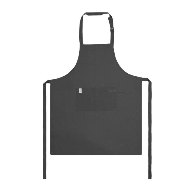 EM Kitchen Keukentextiel Set – Donkergrijs - 13-delig – 4 Theedoeken + 4 Keukendoeken + 2 Vaatdoeken + 2 Ovenwanten + 1 Keukenschort