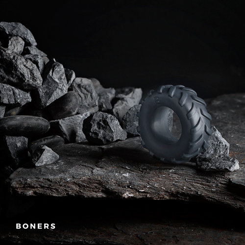 Boners Band Cockring - Grijs