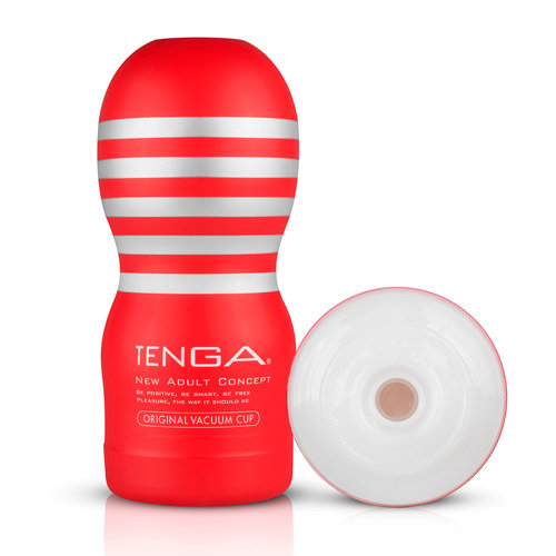 Tenga Tenga Standard - Original Vacuum Cup