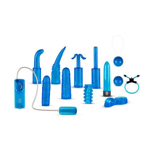 You2Toys Vibrator Set - Blauw