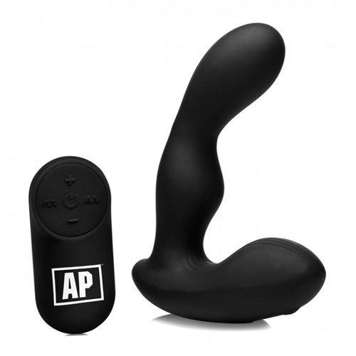 Alpha-Pro P-Stroke Prostaat Vibrator Met Bewegende Top