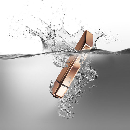 Rocks Off Bamboo - Rose Gold