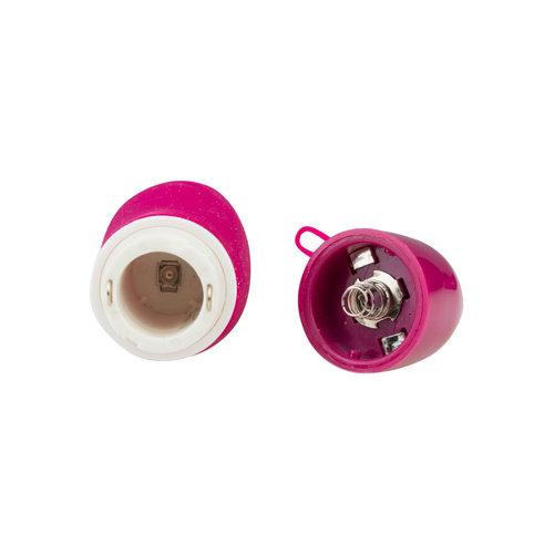 Sweet Smile Compacte G-spot vibrator - donker rood