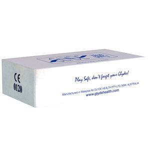 GLYDE Glyde Ultra Blauwe Bes- 100 Condooms