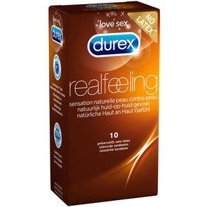 Durex Durex Real Feeling - 10 Stuks