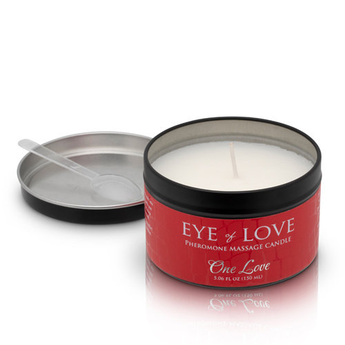 Eye Of Love EOL One Love massage kaars voor haar