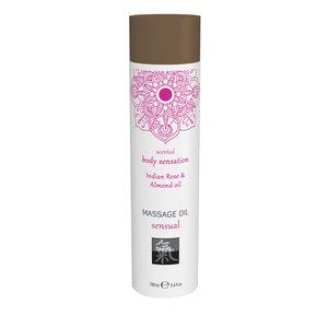 Shiatsu Sensual Massage Olie - Indiase Roos & Amandel