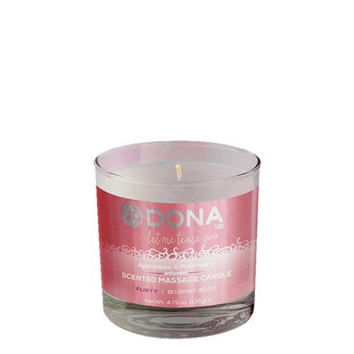 Dona-by-Jo Dona Massage Candle Flirty