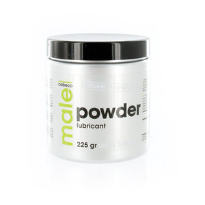 male MALE - Powder Lubricant 225gr