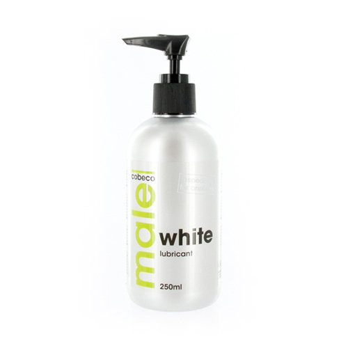 male MALE - White Lubricant (250ml)